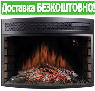 Електрокамін Royal Flame Panoramic 33W LED FX