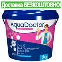 AquaDoctor pH плюс 5 кг (гранули)